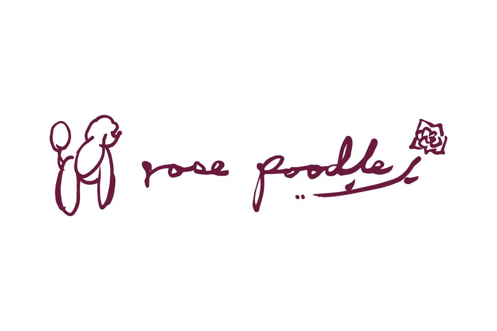 ローズプードル・ロゴ